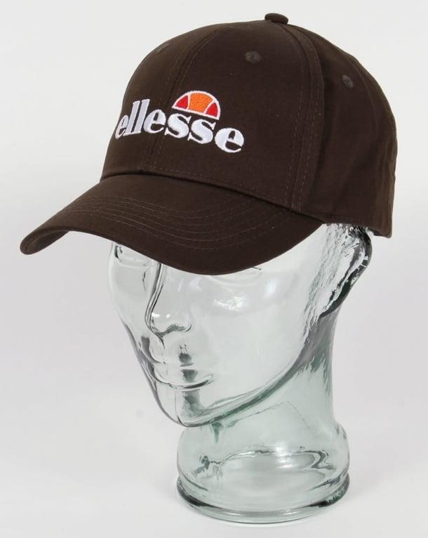 Ellesse Efiso Logo Cap Khaki