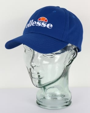 Ellesse Efiso Logo Cap Royal Blue