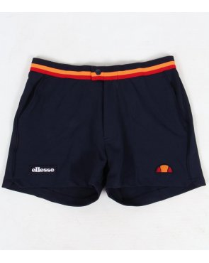 Ellesse Elite Shorts Navy