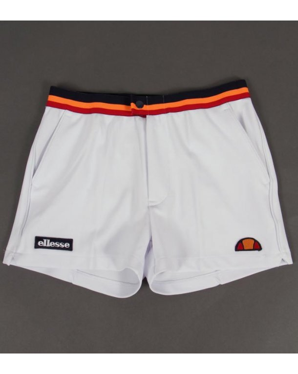 Ellesse Elite Shorts White