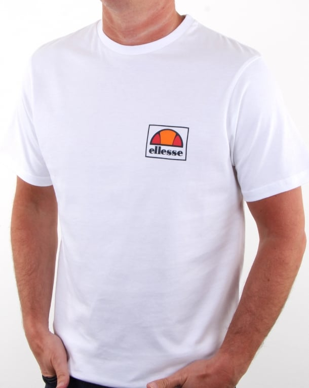 Ellesse Emeroni T Shirt White