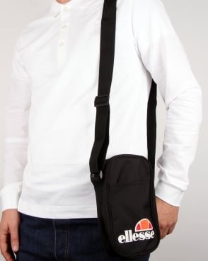 Ellesse Esta Shoulder Bag Black