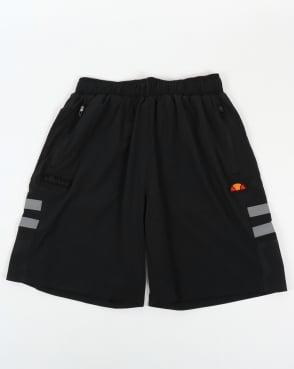 Ellesse Evo Shorts Black