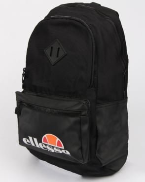 Ellesse Fabia Backpack Black