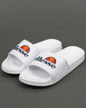 Ellesse Fillipo Sliders White