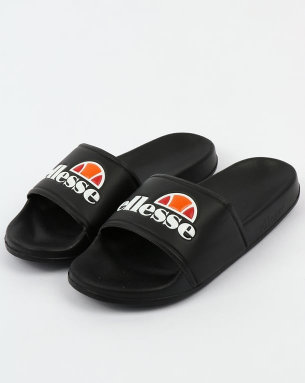 Ellesse Fillipo Slides Black