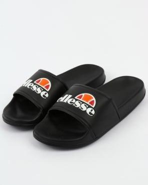 Ellesse Fillipo Slides Black