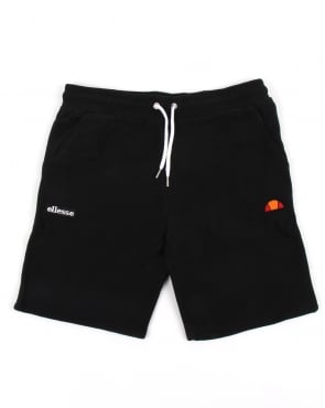 Ellesse Fleece Shorts Black