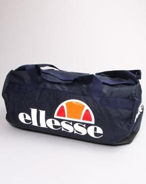 Ellesse Gallo Barrel Bag Navy