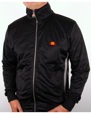 Ellesse Gasp Track Top Black