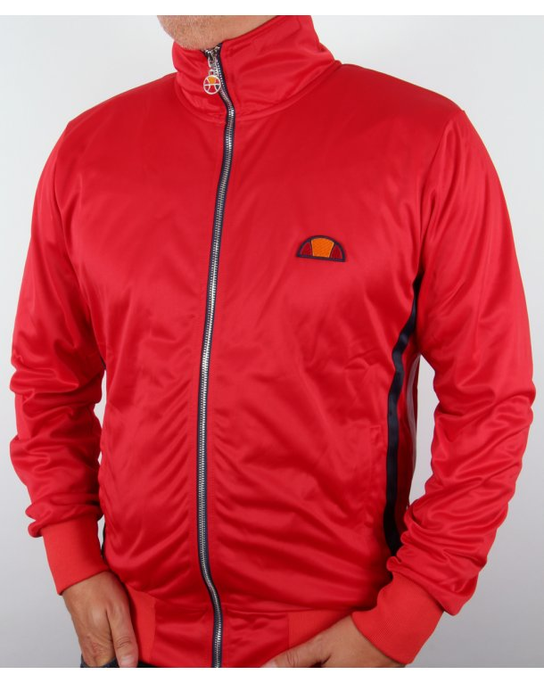 Ellesse Gasp Track Top Red