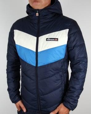 Ellesse Ginap Ski Jacket Navy Blue