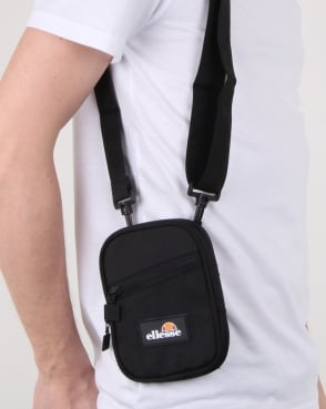 Ellesse Grecco Small Items Bag Black