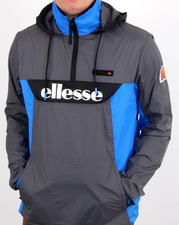 Ellesse Ion Jacket Grey/Blue