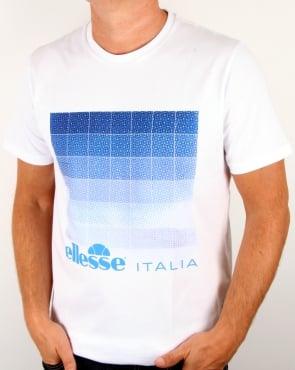 Ellesse Italia Cottian T-shirt White