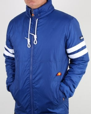 Ellesse Italia Jacket Deep Royal