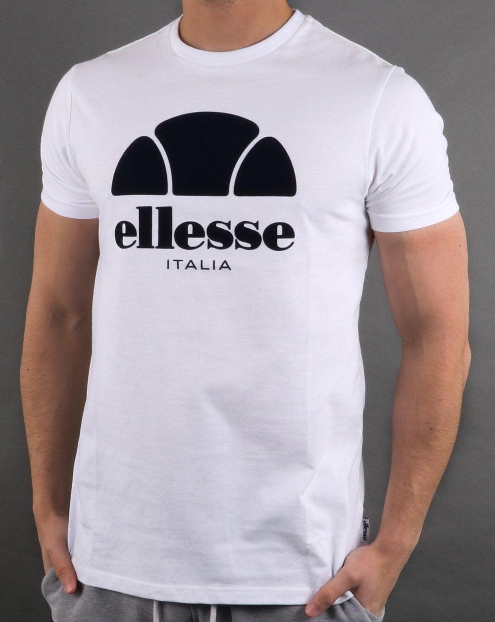 daabdf5b61 Ellesse Italia Luca T Shirt White