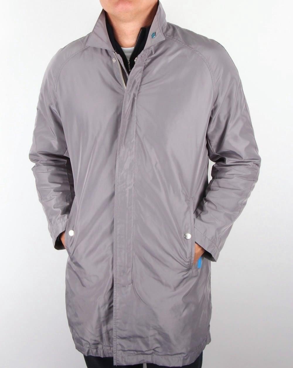 Ellesse Mac, Silver, Italia,Rain Altino, Men's, Jacket, Coat