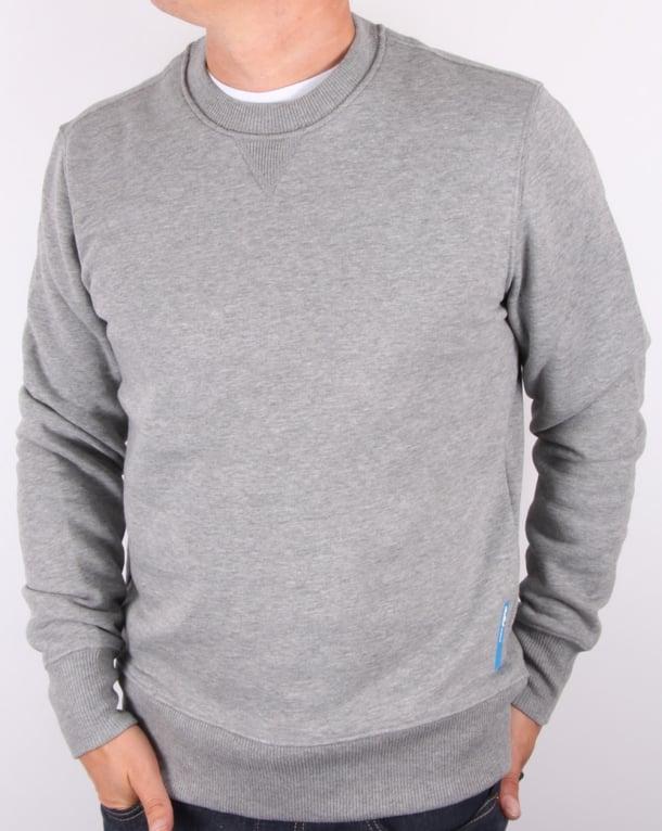 Ellesse Italia Sweatshirt Grey Marl