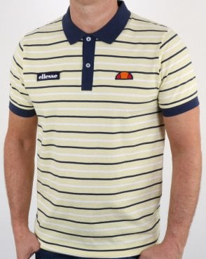 Ellesse Kadera Polo Shirt Lemonade