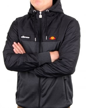 Ellesse Kalgaris Jacket Black/graphite Marl