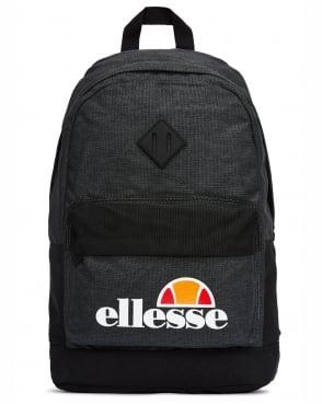 Ellesse Larzo Backpack Black/charcoal Marl