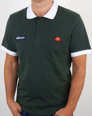 Ellesse Lessepsia Polo Shirt Green
