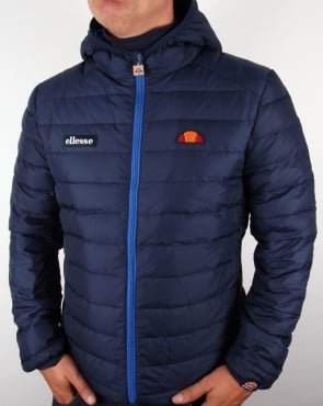 Ellesse Lombardy 2 Puffer Jacket Navy