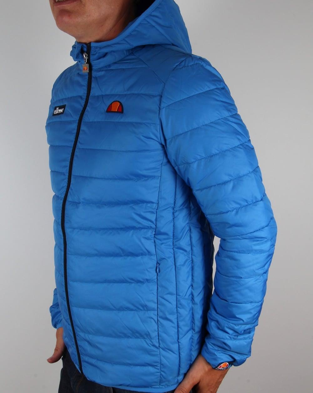 b45073a2 Ellesse Lombardy Bubble Jacket Fresh Blue