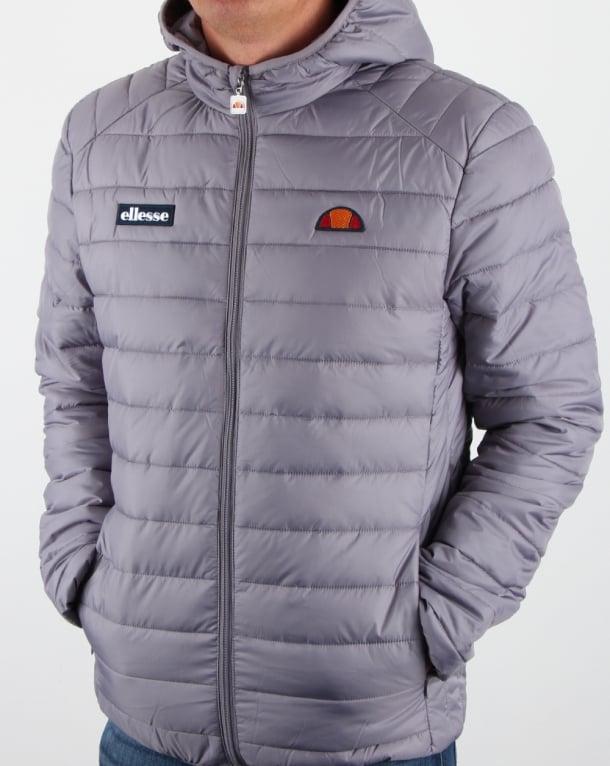 Ellesse Lombardy Jacket Minimal Grey