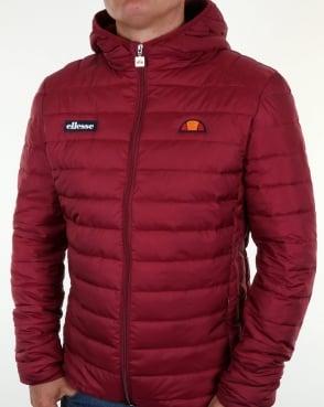 Ellesse Lombardy Jacket Tibetan Red