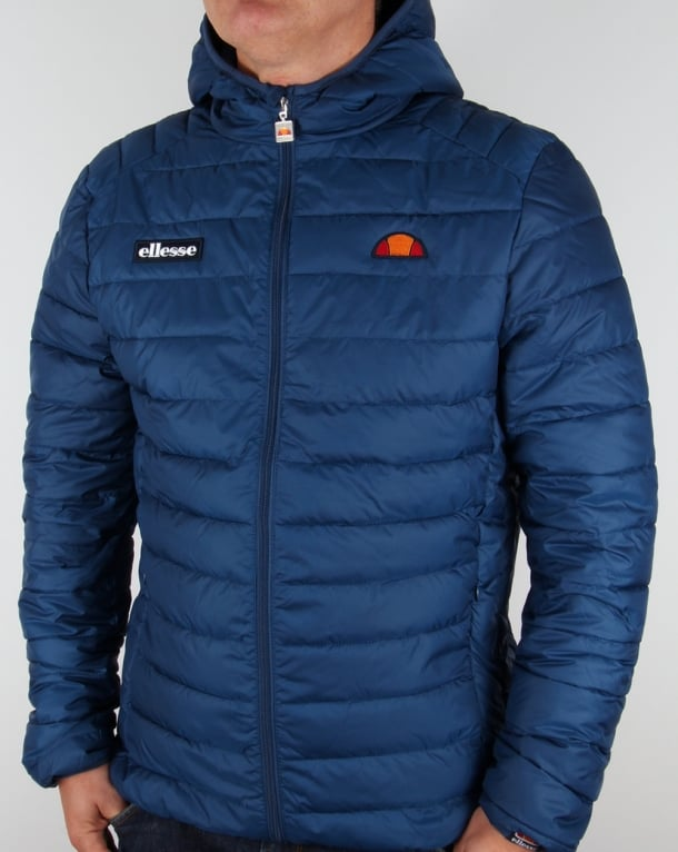 Ellesse Lombardy Padded Jacket Deep Royal