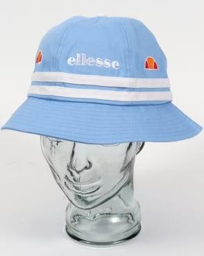 Ellesse Lorenzo Bucket Hat Sky Blue