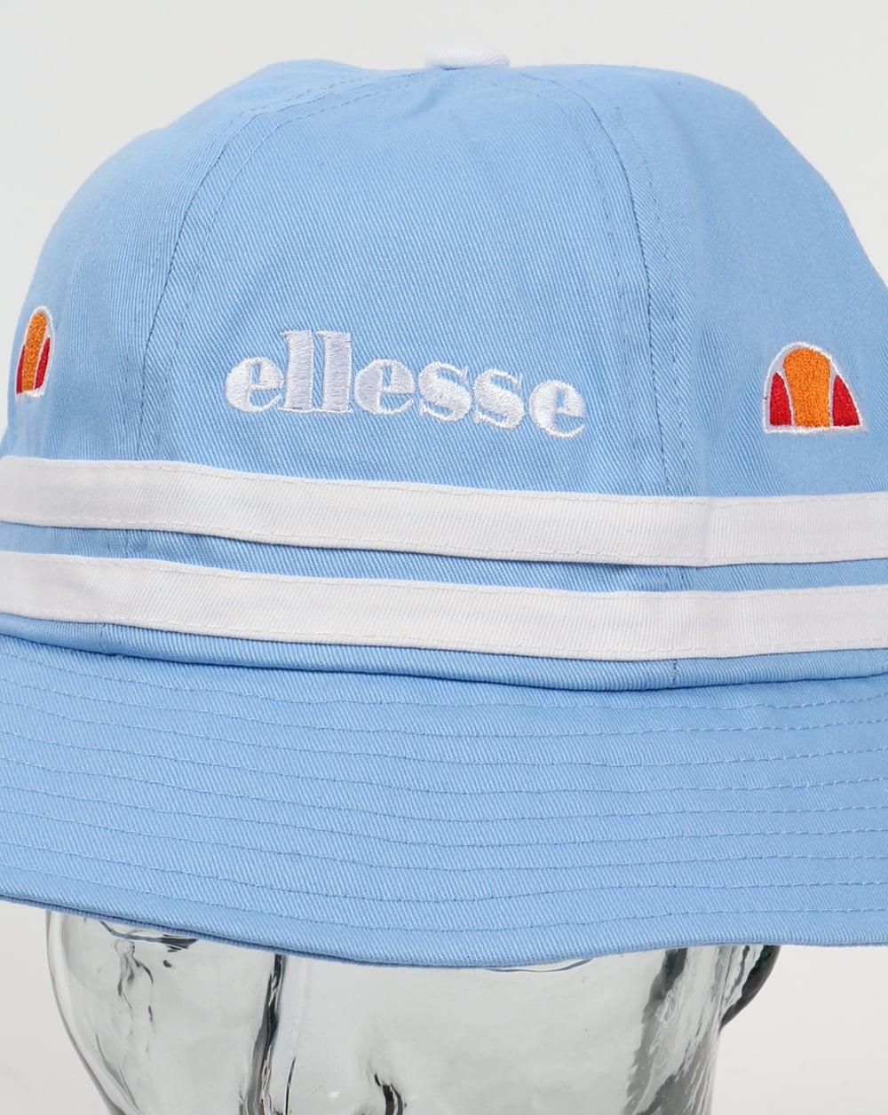 Ellesse Lorenzo Bucket Hat Sky Blue 2906669e27f
