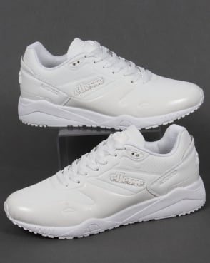 Ellesse LS360 Trainers Triple White