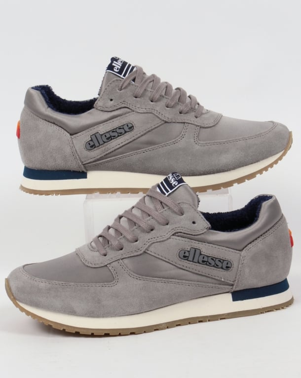 Ellesse LS747 Runner Trainers Grey/Navy