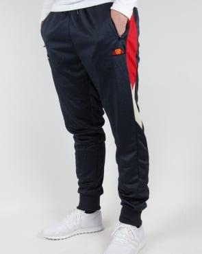 Ellesse Mangano Track Pants Navy Marl