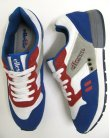 Ellesse Marathon 84 Trainers White/blue/red