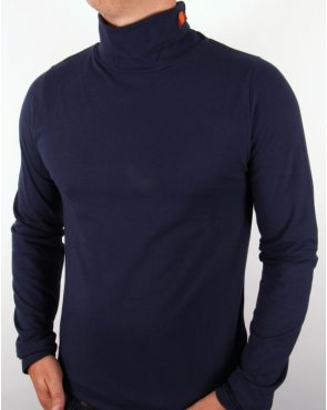 Ellesse Modica Roll Neck Navy