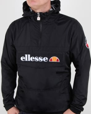 Ellesse Montgomery Lightweight Jacket Black
