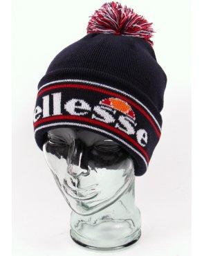Ellesse Monza Old Skool Ski Beanie Navy