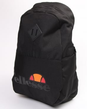 Ellesse Moretto Backpack Black