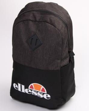 Ellesse Moretto Backpack Charcoal Marl