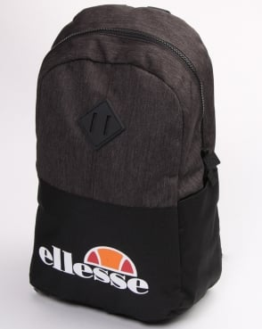 Ellesse Moretto Backpack Charcoal Marl