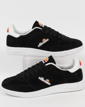 Ellesse Napoli Trainers Black/White