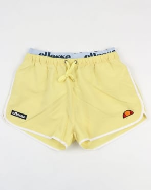 Ellesse Nasello Swim Shorts Yellow