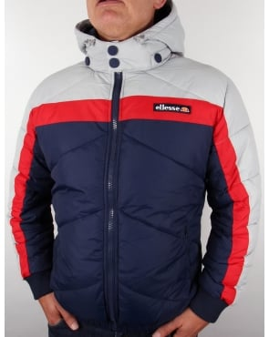 Ellesse Naxo Jacket Navy/Grey