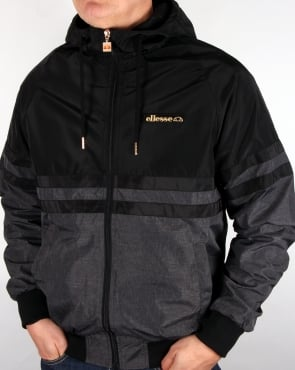 Ellesse Nazzaro Jacket Black/grey