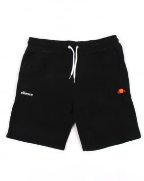 Ellesse Noli Fleece Shorts Black