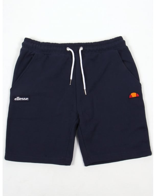 Ellesse Noli Fleece Shorts Navy